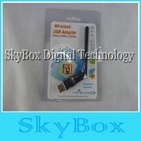 5pcs/lot free shipping wireless wifi usb adapter for Skybox F3,skybox M3,skybox f4,openbox x3,openbox s4-p444