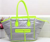 New desinger of fashion Women shoulder bags  Mobile Messenger Down Bag free shipping