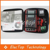Free shipping UNI-T UT81B Scopemeter Oscilloscope Digital Multimeter DHL Fedex