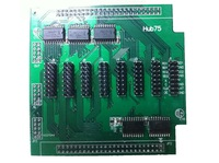 HUB75 card for LED Display  full color controller LS-Q3 LED MediaPlayer from LISTEN