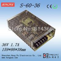 HongPoe S-75-36  The senior external walls floodlighting / SMPS / PSU, 36V2A