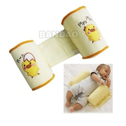 Hot baby pillow infant shape Toddler pillow/correct the flat head/ Safe Cotton anti-roll Sleep Head pillow house Baby shape(China (Mainland))