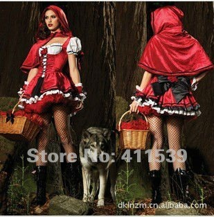 New arrive! Free shipping Women's sexy halloween costumes Game sexy Cosplay Costume(China (Mainland))