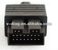 for KIA 20 Pin To 16 Pin OBD2 Adapter Car Cable FREE SHIPPING