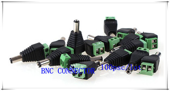 Compression BNC  connector without weiding for RG59