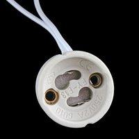 1 X GU10 LED Halogen Bulb Lamp Light Socket Base Holder