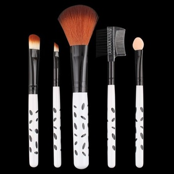 5 Pcs Professional Make up Brush Cosmetic Brushes Spots