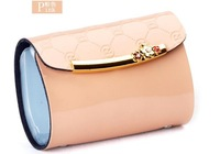 2013 Duer card holder card case genuine leather male commercial women's fashion bank card holder