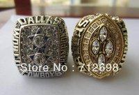 1977 1993 DALLAS COWBOYS Super Bowl RING Championship RING 11 Size 2PCS Free Shipping Fans Gift + New Year Gift