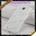 Galaxy S4 Clear tpu case, New Matte Clear TPU Case for Samsung Galaxy S IV S4 i9500 Free shipping 100pcs/lot