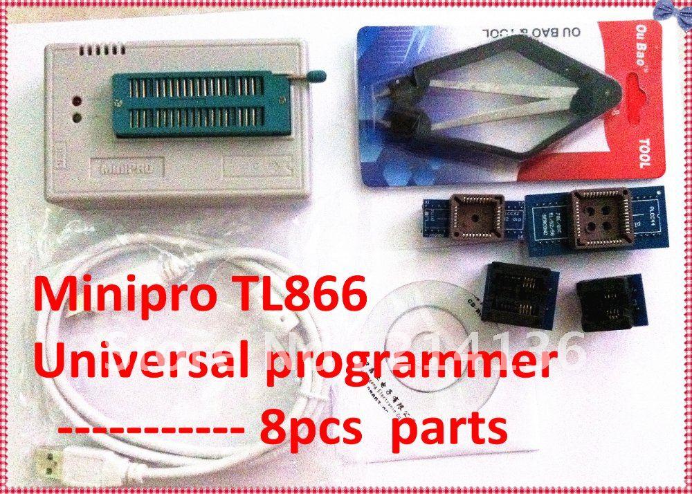 ��� �� ������ MiniPro TL866CS