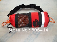 2012 New throw bags ,kayak gear,kayak throw bag ,whitewater throw bags + 20 M ropes