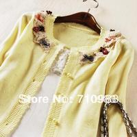 Free shipping  fashion Women's Cardigans&low price Women's Cardigans&Sweaters women S M L XL