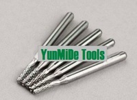 Free shipping New 10pcs 1.8mm CNC router bits PCB edge cuttter wood engraving tool endmill