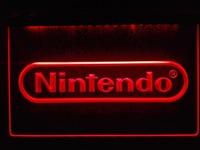 LH021- Nintendo Game Neon Light Sign  hang sign home decor shop crafts led sign