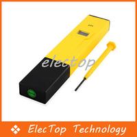 Free shipping Digital pH Meter Tester Pocket Pen for Aquarium Pool Water laboratory 50pcs/lot Wholesale