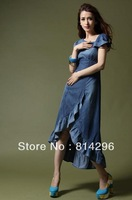 Free     shipping     Restore ancient ways of cultivate one's morality cowboy dress