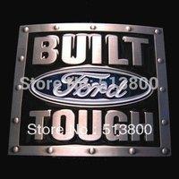 Built Ford Tough BELT BUCKLE