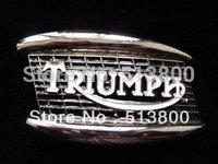 MOTOR TRIUMPH  BELT BUCKLE