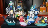 free ship FOR SALE high quality Genuine DRAGON BALL figure set of 8 12cm PVC anime figure toy very cheaper