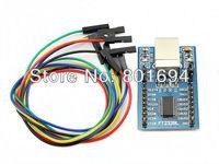 New FT232RL Module USB to Serial / TTL Converter + USB Cable Suport 3.3V/5V