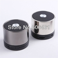 NEW A102 HiFi Bluetooth 2.0 Mini Aluminum Card Reader Speaker for iPad 4 iPad 3 iPhone 5 5GS TF Card Support DHL Free Shipping