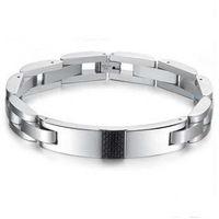 316L stainless steel magnetic bracelet, men bracelet, healthy bracelet,free shipping