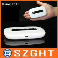 Huawei E5331 Unlocked 3G/4G 21 Mbps HSPA+ wifi Mini card Wireless Modem Mobile Hotspot Router New Free shipping