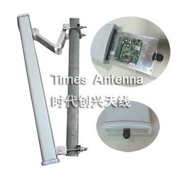 (Can built-in AP)dual-pol 5150-5850MHz 18dbi 60 deg sector antenna