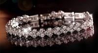 The L88023 Roman bracelet AAA zircon bracelet Bridal jewelry Zircon bracelet