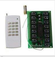 wholesale  Free shipping RF Wireless Remote Control Switch Board & Remote Control