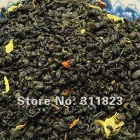 Super sale promotion! Bargain price! 250g High Aroma Superfine Jasmine Tea Crab Eyes Fragrant Pearl  Free shipping