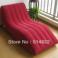 S Shape Outdoor Inflatable Sofa lounge