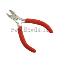 Free Shipping Jewelry Making Tools Plier, perfect for jewelry chain & cord end-cutting, 4.5x11x0.9cm, Sold by PC
