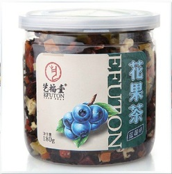 HOT!180g 100% Blueberry tea NATURAL flower tea and fruit tea+Secret Gift+free shipping(China (Mainland))