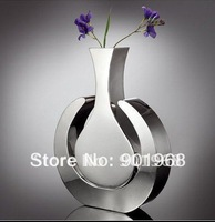 stainless steel flower pot-flower vase-vase