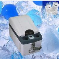 Hot 20l double mini  small household freezer coolerx car refrigerator