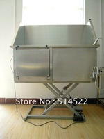 LT-1608 stainless steel Electric lifting dog bathtubs
