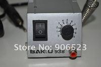 Free shipping brand new BK-938 Welding Equipment,portable Soldering station solder iron