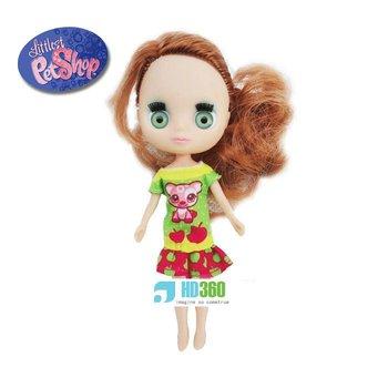 LPS Littlest Pet Shop Blythe Fashion Doll B29 style