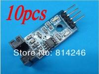 Free shipping  !!! 10pcs new speed sensor module counter module