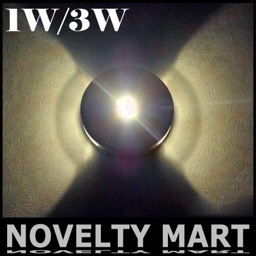Novelty Lighting Mart : Aliexpress.com : Buy 3pcs/lot round stair wall light 85 265V 3W led wall lamp background ...