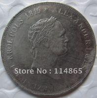 Russia Empire Polonia : 10 zlotych 1827 Alexander I - 1815 (Mikolaj I)