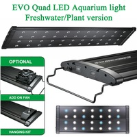 "48""-60""(120CM-150CM) EVO Quad Freshater/Plant  Fish tank/Aquarium LED light/lamp/lighting fixture"