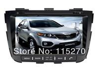 KIA SORENTO 2013- ON DVD Player Android System GPS Navigation Radio Stereo Video Bluetooth,Wifi,3G Steering Wheel Control