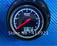 2.5 INCH 60MM Auto DEF* Gauge BF with LCD, auto meter TACHOMETER Meter