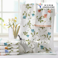 Free shipping.Hot sell!! New arrival 100% cotton 34*76 cm/ 80 grams face towel hand towel. Soft and comfortable.