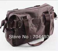 free shipping 2013 fashion waterproof nylon man handbags and shoulder messenger bag
