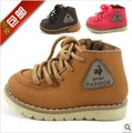 IRIS Knitting n-037 Free Shipping Children Snow Boots,Kids Cotton-Padded Shoes,Infant/Boy/Girl Fashion Winter Warm Shoes