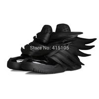 New Arrive,Free Shipping Man & Women Jeremy Scott Wings Shoes white silver js wings sneakers js wings shoes